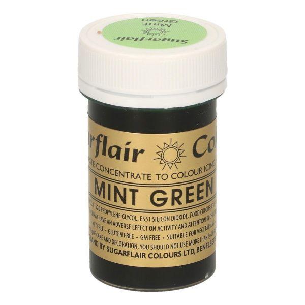 Sugarflair Pastenfarbe - Mint Green