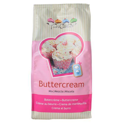 Backmischung Buttercreme 1 Kg