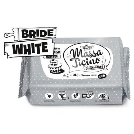 Massa Ticino Tropic Weiß 1 Kg