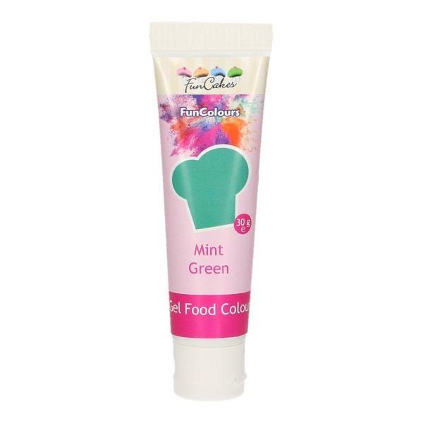 Funcolours Gel Mint Green 30 g