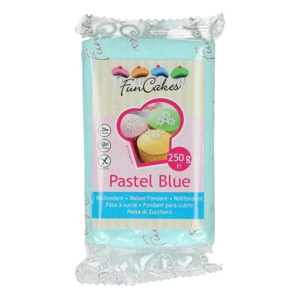 Rollfondant Pastel Blue 250 g