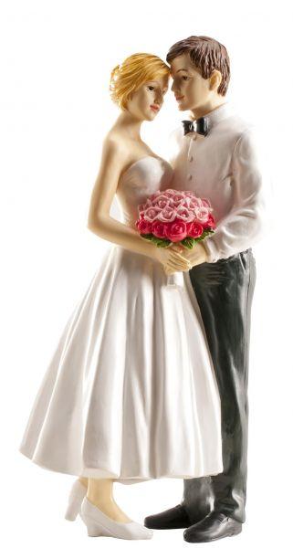 Brautpaar Bouquet 16 cm