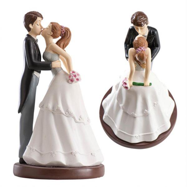 Brautpaas Kuss