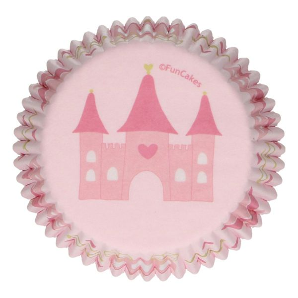 FC Muffin Förmchen Prinzessin