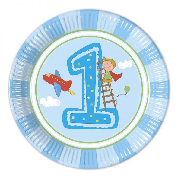 Boys First Birthday, 8 Teller