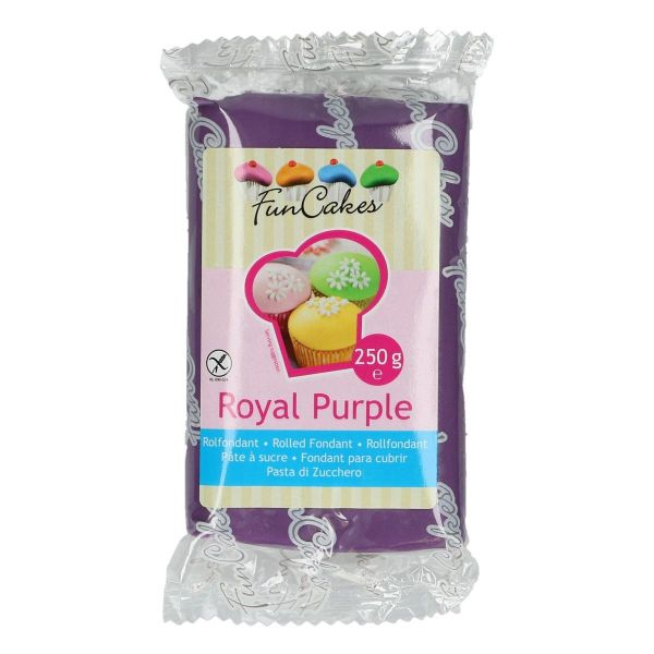 Rollfondant Royal Purple 250 g