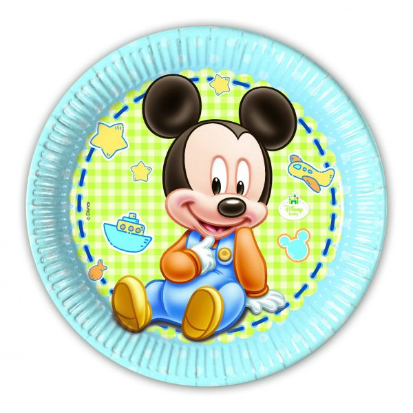 Baby Mickey, 8 Teller
