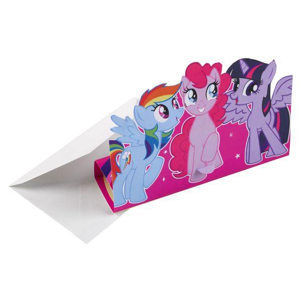 My Little Pony Einladungskarten