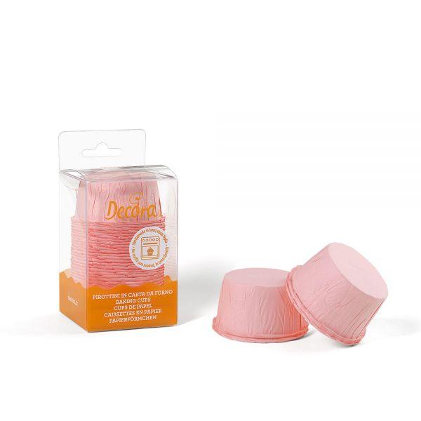 Muffinförmchen fest rosa
