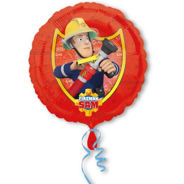 Fireman Sam Folienballon 43 cm
