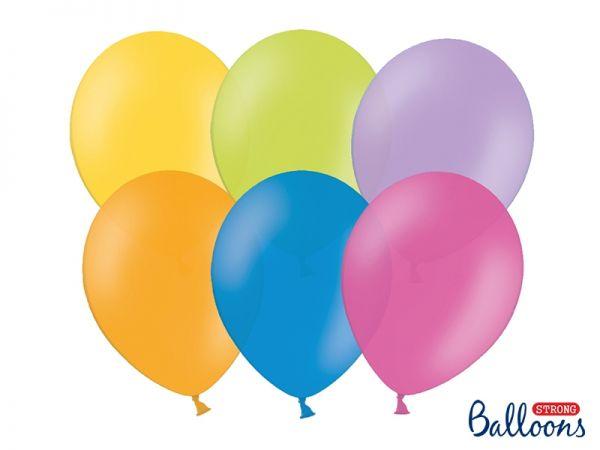 Ballon Pastel Mix