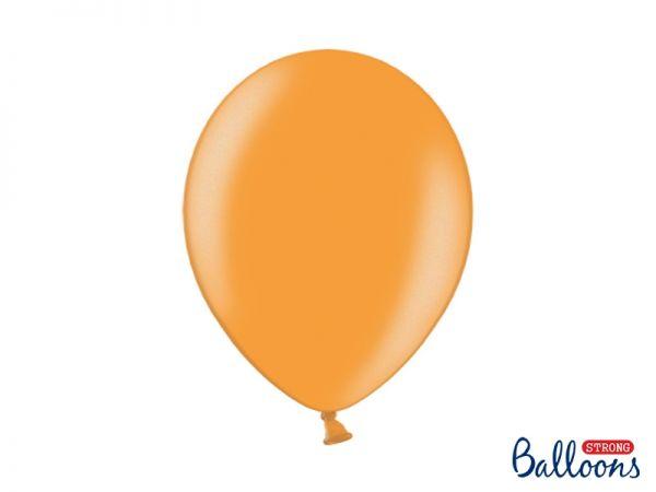 Ballon Metallic Orange