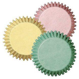 Wilton Mini-Muffin Förmchen Pastel
