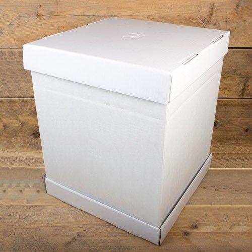 Tortenkarton 37 X 37 X 45 cm