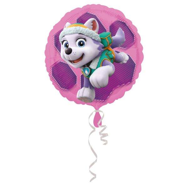 Paw Patrol Skye & Everest Folienballon 43 cm