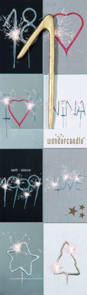 1 - Wondercandle