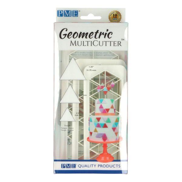 Geometric Ausstecher Dreieck/3
