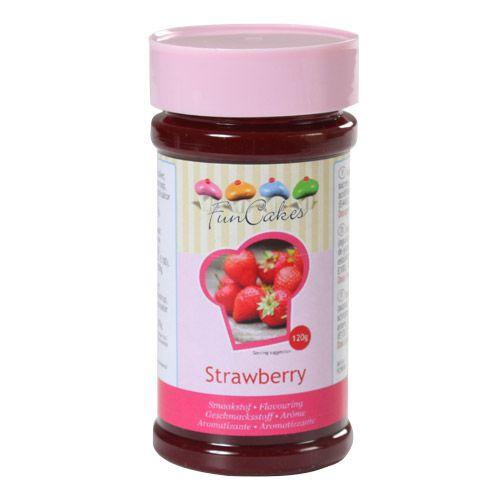 Aroma - Erdbeere 120 g