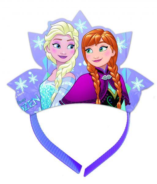 Frozen Snowflakes-Diadem