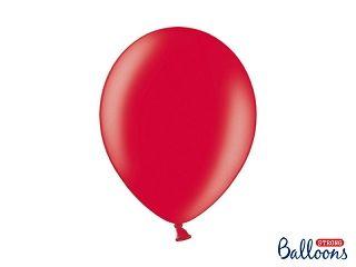 Ballon Metallic Poppy Red