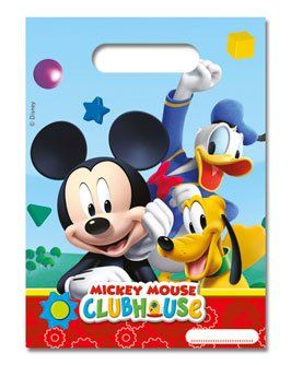 Mickey Club House, Party Bags