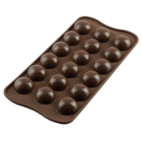 Schokoladenform Fußball