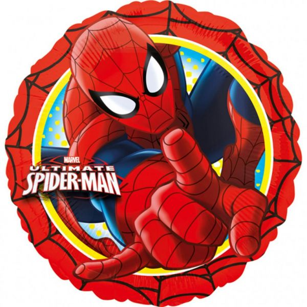 Spider Man Ultimate Folienballon 43 cm