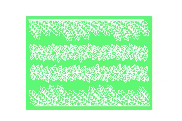 Magic Lace Matte - Groß 6