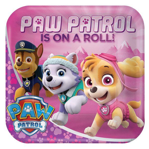 Paw Patrol Pink Teller 23 cm/8