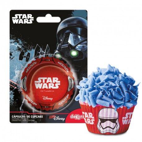 Muffin Papierförmchen Star Wars