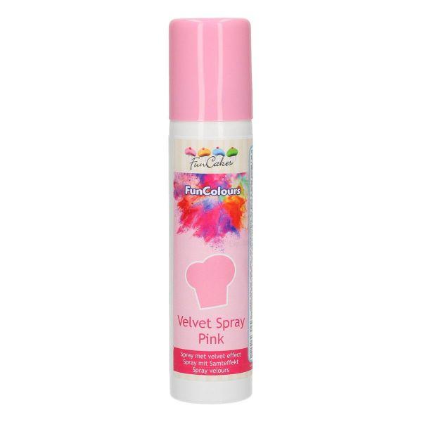 Velvet Spray Pink