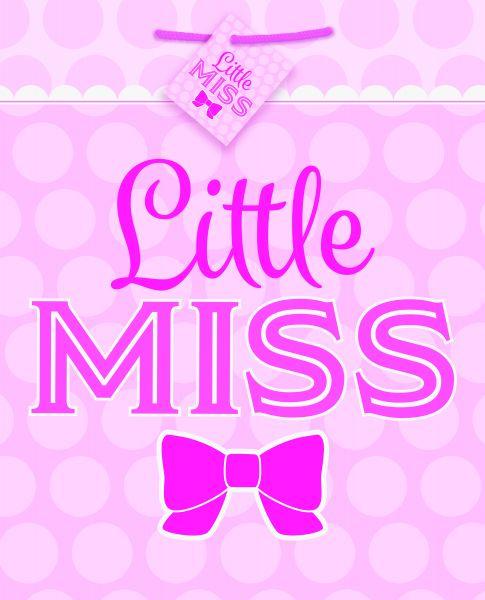 Little Miss Geschenktüte