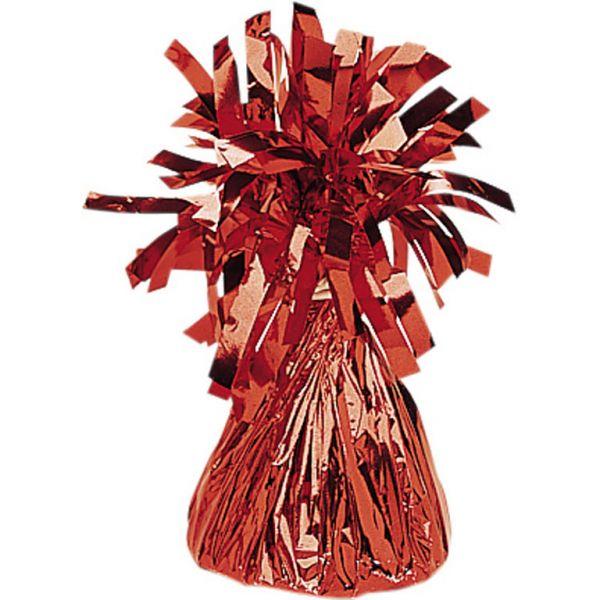 Ballongewicht Foil Red 170 G