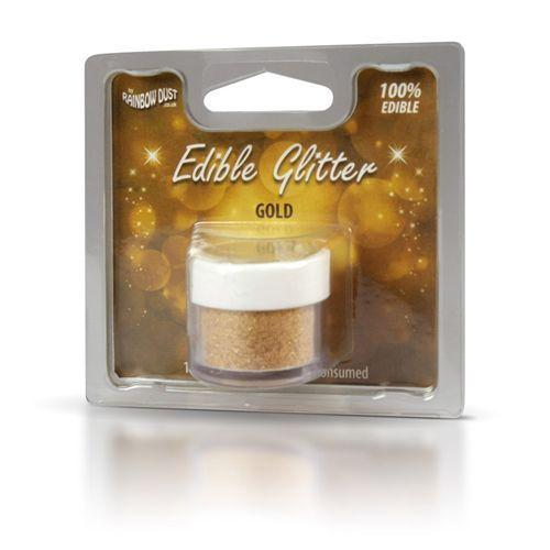 Essbarer Glitzer - Gold 5 g
