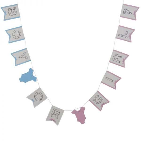 Boy or Girl Bunting little Lady or Mini Mister