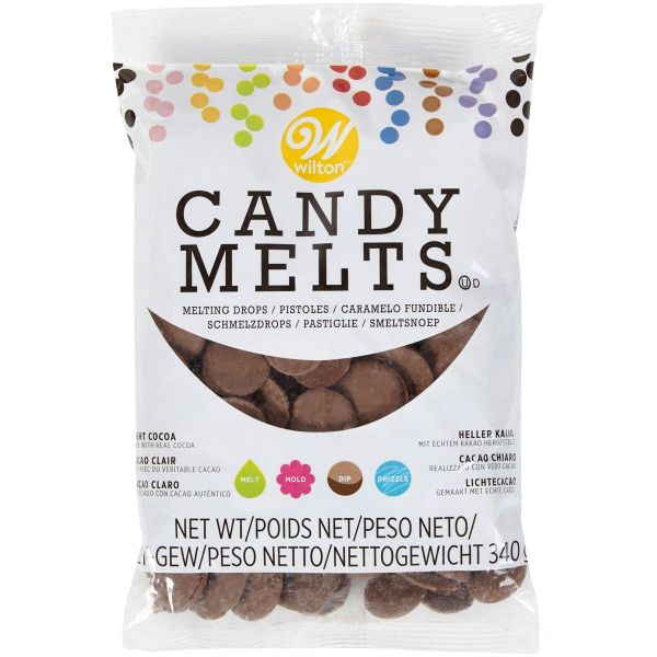 Wilton Candy Melts Light Cocoa