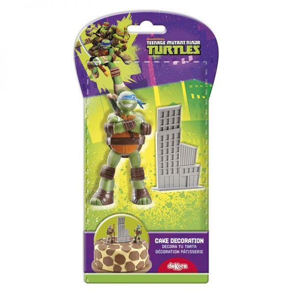 Ninja Turtles Set Plastik