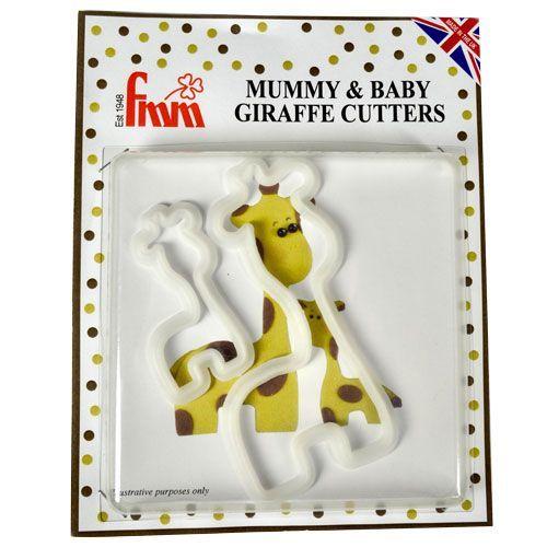 FMM Ausstecher Giraffe