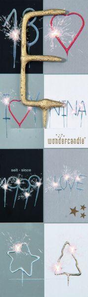 E - Wondercandle