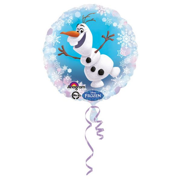 Frozen - Olaf Folienballon 43 cm