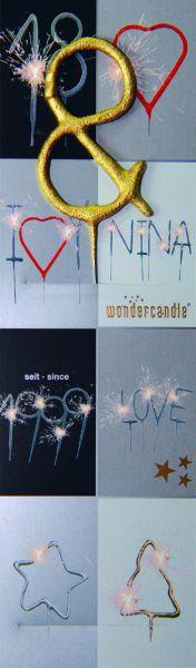 & - Wondercandle