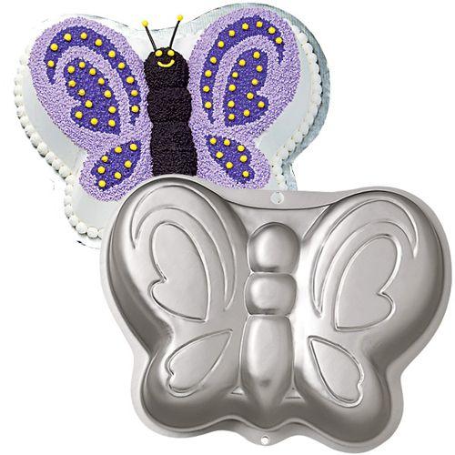 Backform Schmetterling