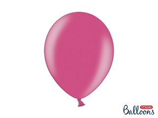 Ballon Metallic Hot Pink