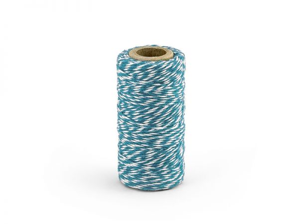 Bakers Twine 50 m Blue