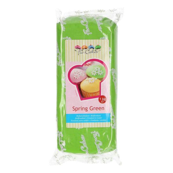Rollfondant Spring Green 1 Kg