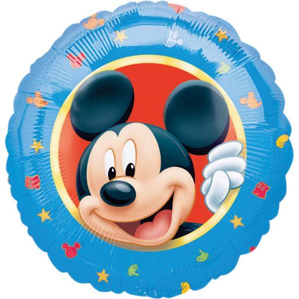 Mickey Character Folienballon 45 cm