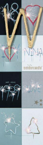 W - Wondercandle