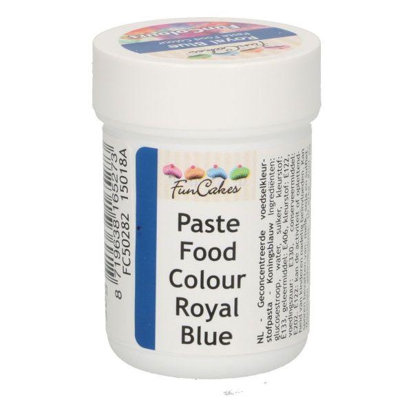 FC Pastenfarbe royal blue