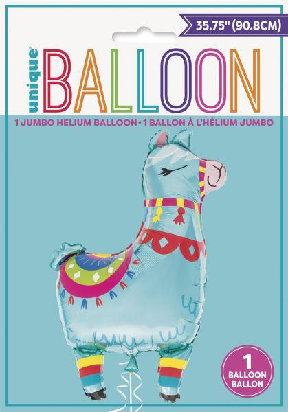Lama Geburtstag Giant Folienballon