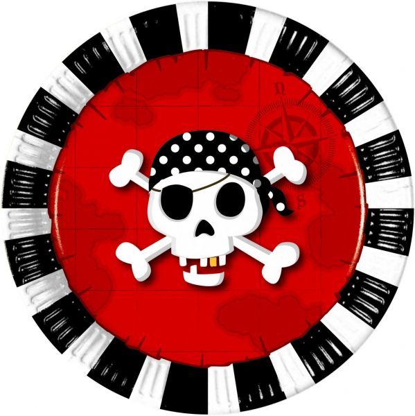 Pirate, 8 Teller